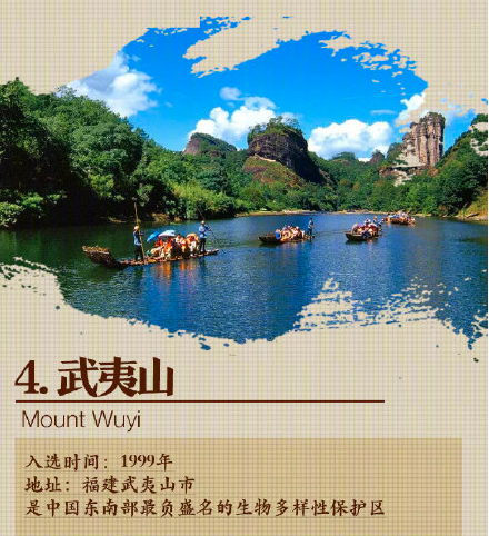 2021文化和自然遗产日解读--中国55项世界遗产全名单