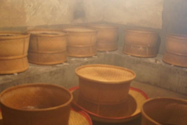 武夷岩茶碳焙7问-了解岩茶碳焙传统工艺